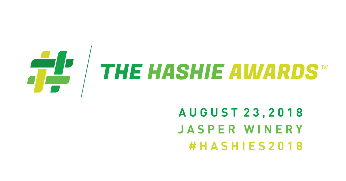 And the 2018 Hashies finalists are…