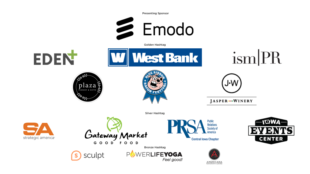 Sponsors of The 2019 Hashie Awards